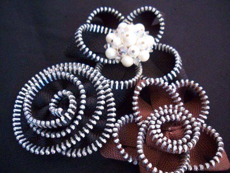 Zipper flowers 024