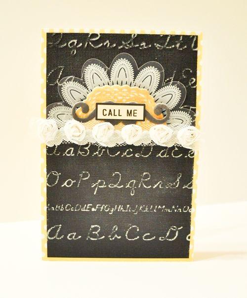 Core Jenny Card
