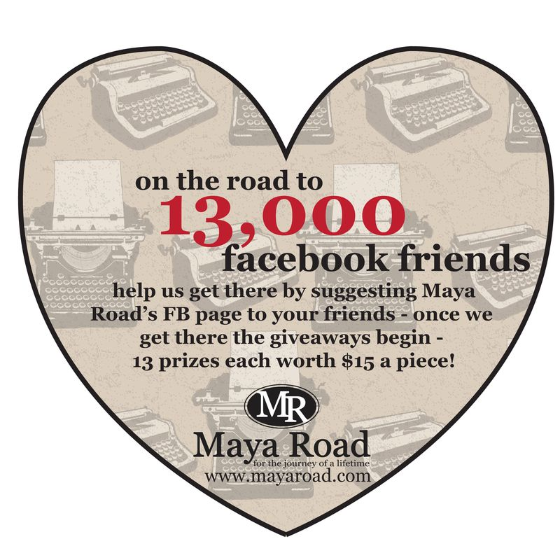 13000 facebook friends