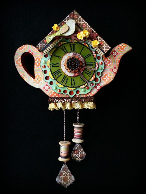 Teatimeclock
