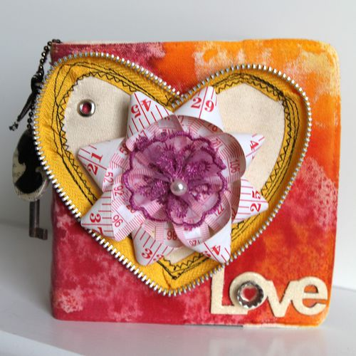 Ronda Palazzari Love Mini Album 6