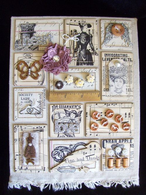 Antiquated Collection Vintage Sampler