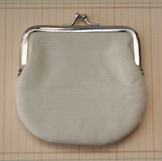 CN2085 - Alterable Canvas Coin Purse