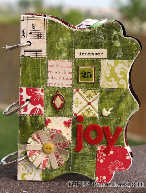 Ronda Palazzari Joy Mini Album
