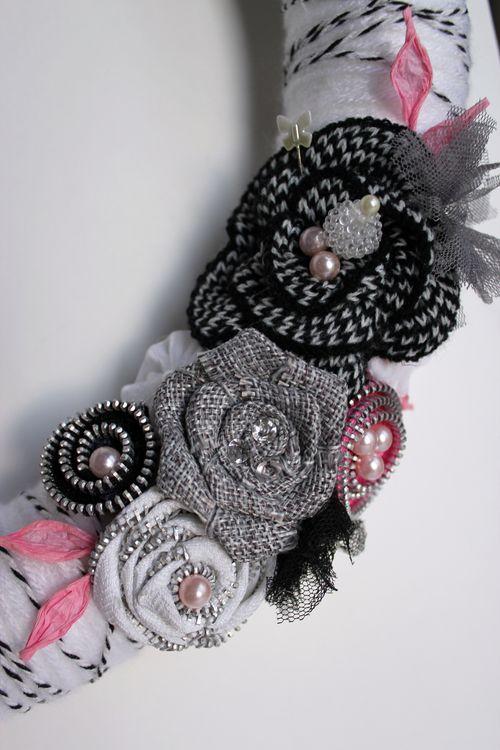 Mk wreath closeup