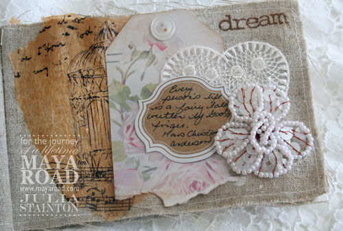 Linen-album-dream-page