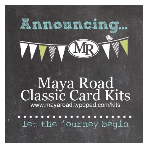 Maya road card kit announcement final