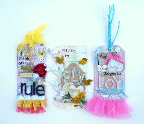 Renee Iveson tag set