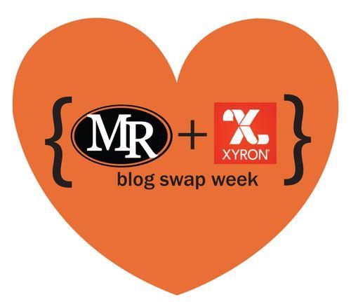 Xyron MR blog hop