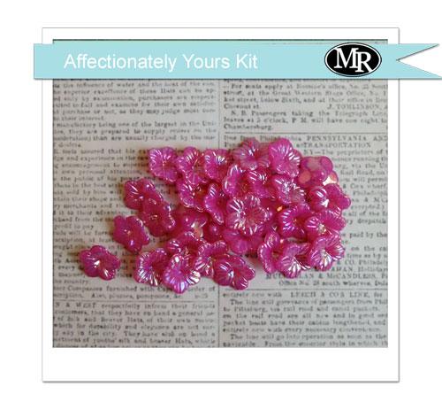 Flower-confetti