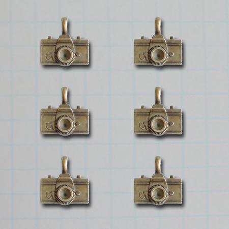 VF2693 - Smile Camera Charms