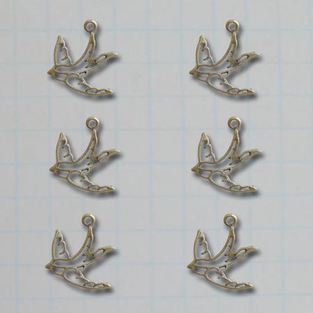 VF2694 - Soaring Bird Charms