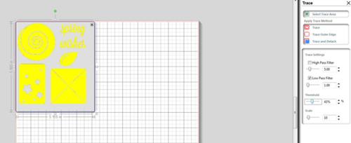 Low-pass-filter-step