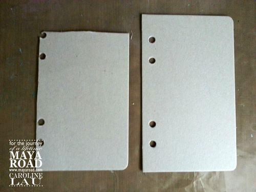 Cutting chipboard