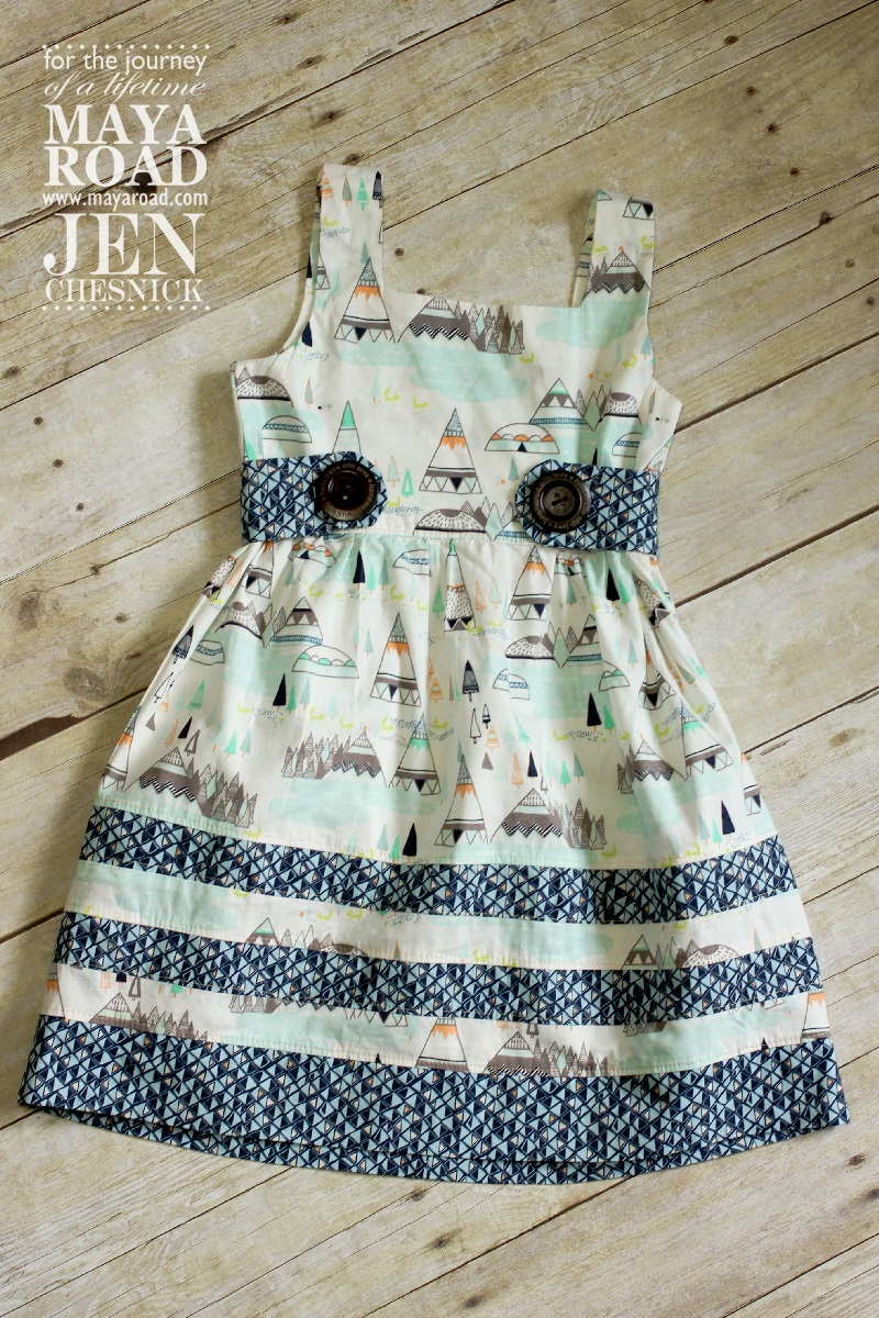 Jen Chesnick- Maya Road- Rayann Dress1
