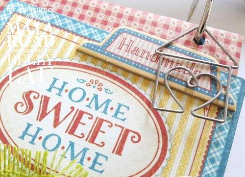 Sweet Home Recipe Album - Maya Road - Belly Lau - Design Team - 4 of 5