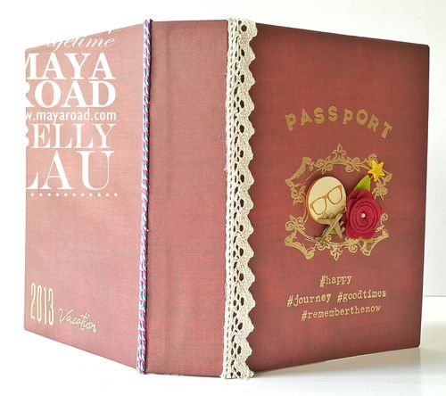 Passport Album - Maya Road - Belly Lau - 4 of 11