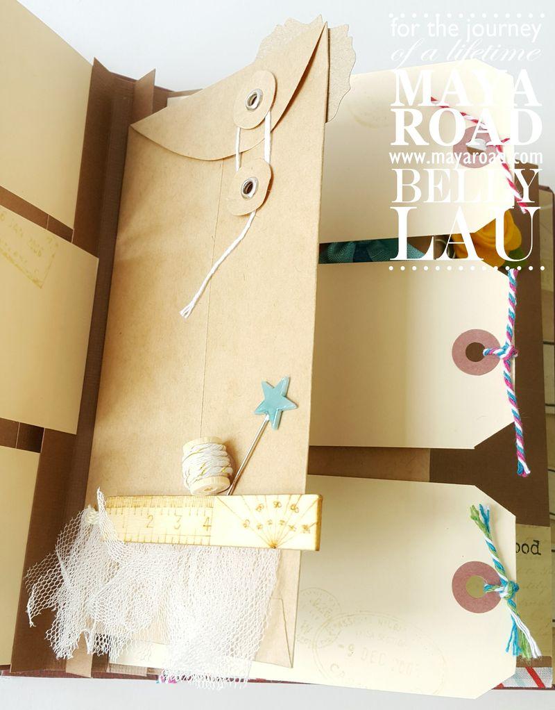 Passport Album - Maya Road - Belly Lau - 8 of 11