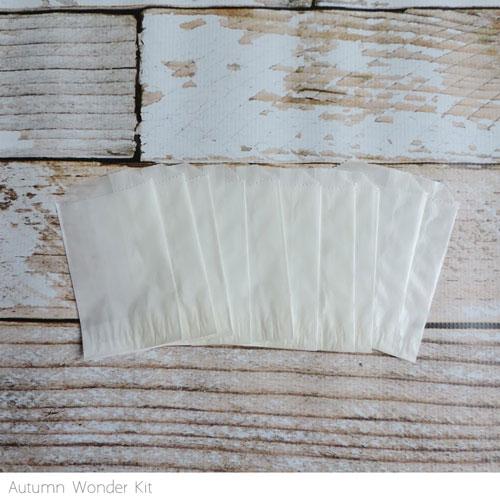 Glassine-bags