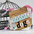 Insta Dogs Mini Album by Katrina Hunt