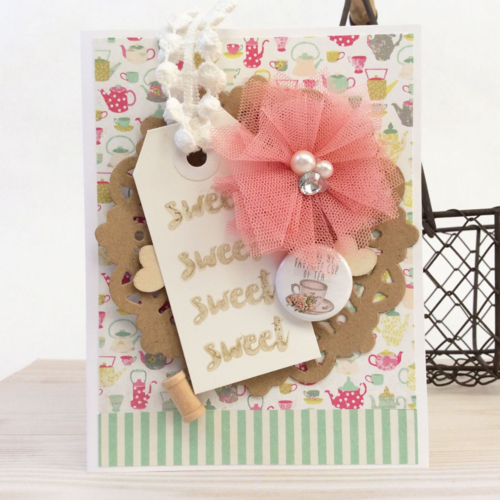Kathy sweet card