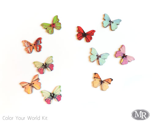 Addon-butterflies