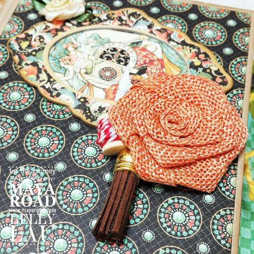 Fairy mini album stand - Maya Road - Belly Lau - Papercraft Buffet - Photo 4