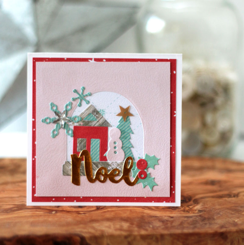 Snowglobe-card