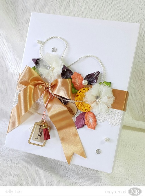 Handmade Gift Box - Maya Road - Belly Lau - Papercraft Buffet - Dec2016 - Photo 1