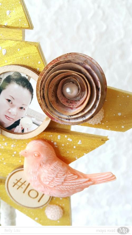 I am a star - pallet display - Maya Road - Belly Lau - Photo 5