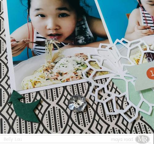 Ah um layout - maya road - belly lau - photo 3