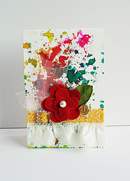 Yvonne card