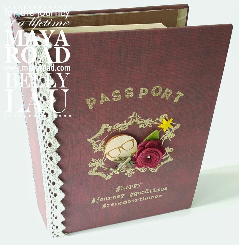 Passport Album - Maya Road - Belly Lau - 3 of 11