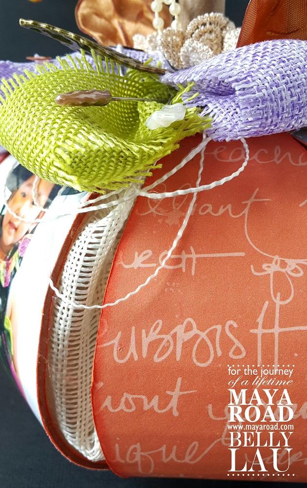 Pumpkin Photo Display - Maya Road - Belly Lau - 8