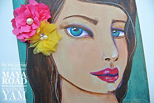 Mixed-media-girl-by-Yvonne-Yam-for-Maya-Road1
