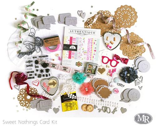 Sweet nothings kit