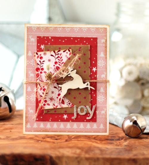 Deer-card