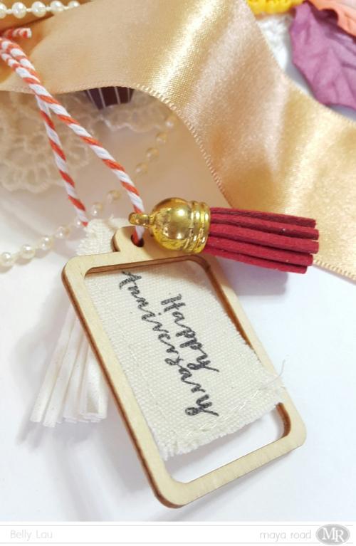 Handmade Gift Box - Maya Road - Belly Lau - Papercraft Buffet - Dec2016 - Photo 2