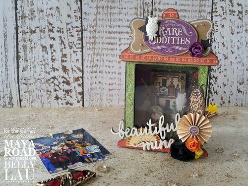 Halloween Photo Display Box - Maya Road - Belly Lau - 9
