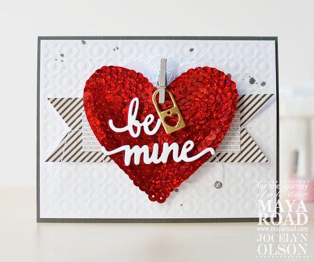 Be Mine J. Olson L1