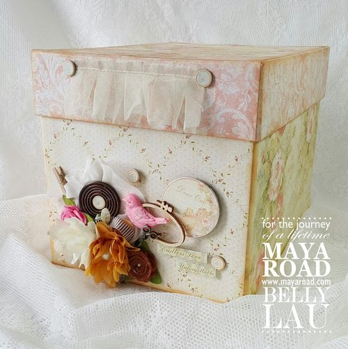 Storage Box - Maya Road - Belly Lau - Design Team - Papercraft Buffet - Photo 1
