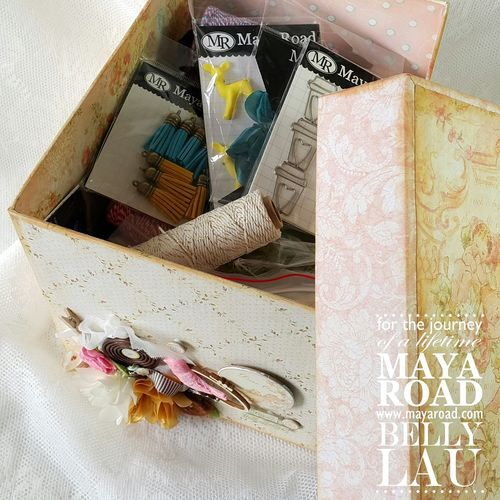 Storage Box - Maya Road - Belly Lau - Design Team - Papercraft Buffet - Photo 7