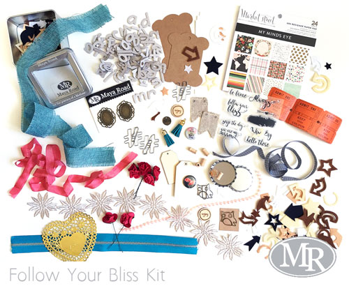 Follow your bliss kit
