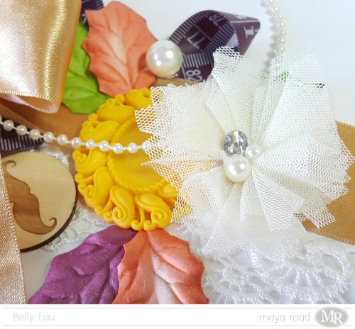 Handmade Gift Box - Maya Road - Belly Lau - Papercraft Buffet - Dec2016 - Photo 3