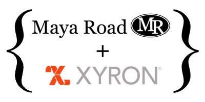 Maya road xyron