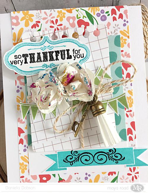 Thankful close 2 by Daniela Dobson