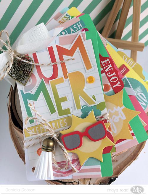 Summer Memories 01 by Daniela Dobson