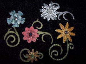Flowerscrolls